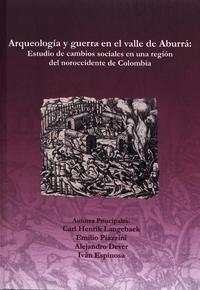 Livre numérique Arqueología y guerra en el valle de Aburrá