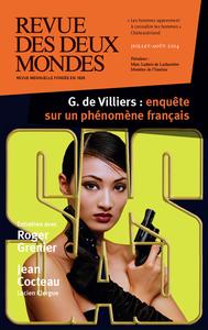 Livre numérique Revue des Deux Mondes juillet-août 2014