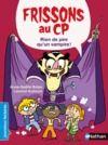 Livro digital Frissons au CP - Le vampire - Niveau 3 - Dès 6 ans