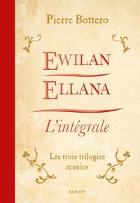 Livre numérique Ewilan, Ellana, l'Intégrale