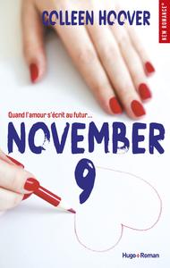 Libro electrónico November 9 -Extrait offert-