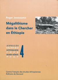 Livre numérique Mégalithisme dans le Chercher en Éthiopie