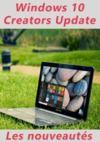 Livre numérique Nouveautés Windows 10 Creators Update
