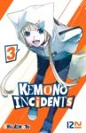 Livro digital Kemono Incidents - tome 03