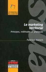 Livre numérique Le marketing territorial