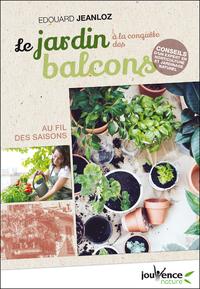 Libro electrónico Le jardin à la conquête des balcons