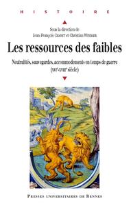 Livre numérique Les ressources des faibles