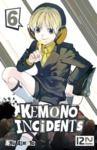 Livre numérique Kemono Incidents - tome 06