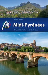 E-Book Midi-Pyrénées Reiseführer Michael Müller Verlag
