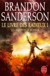 Livre numérique Le Livre des Radieux , Volume 1 (Les Archives de Roshar, Tome 2)