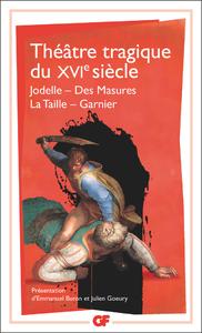E-Book Théâtre tragique du XVIe siècle