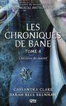 Livre numérique The Mortal Instruments, Les chroniques de Bane - tome 4 : L'héritier de minuit