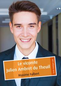 Livre numérique Le vicomte Julien Ambret du Theuil