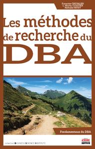 Livre numérique Les méthodes de recherche du DBA