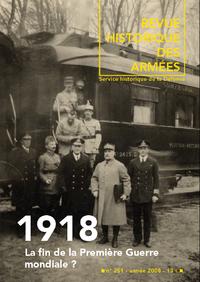 Livre numérique 251 | 2008 - 1918 : la fin de la Première Guerre mondiale ? - RHA