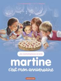 Livre numérique Je commence à lire avec Martine - Martine, c'est mon anniversaire