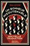Electronic book Un bonheur insoutenable