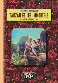 Livre numérique Tarzan et les Immortels (cycle de Tarzan n° 19)