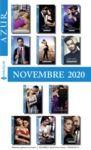Livro digital Pack mensuel Azur : 11 romans (Novembre 2020)