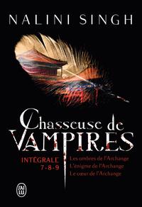 E-Book Chasseuse de vampires - L'Intégrale 3 (Tomes 7, 8 et 9)