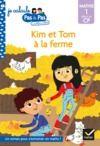 Electronic book Je calcule pas à pas Maths 1 Début de CP - Kim et Tom à la ferme