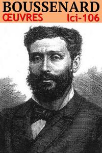 Livre numérique Louis-Henri Boussenard