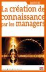 Electronic book La création de connaissance par les managers