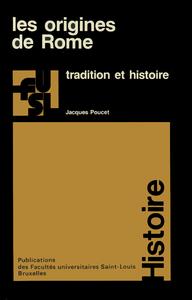 Livre numérique Les origines de Rome