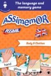 Electronic book Assimemor – My First English Words: Body and Clothes