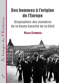 Electronic book Des hommes à l'origine de l'Europe