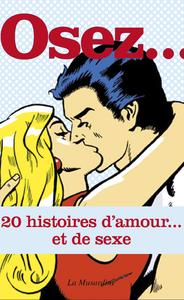 Livre numérique Osez 20 histoires d'amour et de sexe