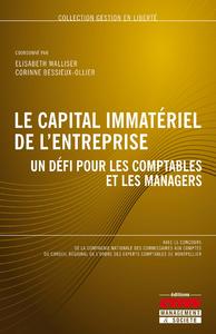 Livre numérique Le capital immatériel de l'entreprise - Un défi pour les comptables et les managers