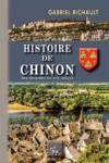 E-Book Histoire de Chinon