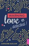Electronic book Warning : love detected !