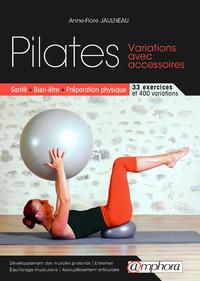 Livre numérique Pilates - Variations avec accessoires
