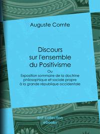 Livre numérique Discours sur l'ensemble du Positivisme