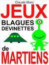 Livre numérique Jeux, blagues et devinettes de Martiens