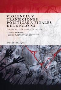 Electronic book Violencia y transiciones políticas a finales del siglo XX