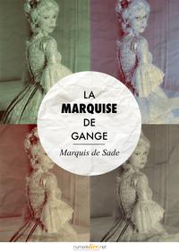Livre numérique La Marquise de Gange