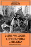 Livre numérique 3 Libros para Conocer Literatura Chilena