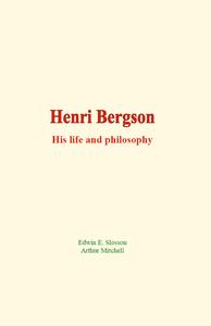 Electronic book Henri Bergson