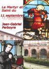 Livre numérique Le Martyr et Saint du 11 septembre: Jean-Gabriel Perboyre
