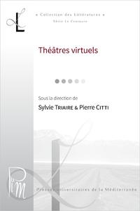 Livre numérique Théâtres virtuels