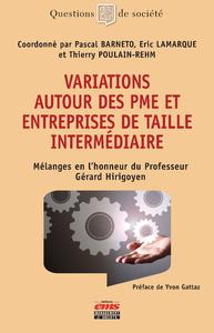 Livre numérique Variations autour des PME et entreprises de taille intermédiaire