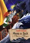 Livre numérique Anne & Jack, tome 3 : L'espionne et l'araignée