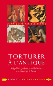 Livre numérique Torturer à l'Antique