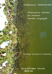 Electronic book Chansons vertes et autres textes engagés