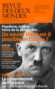 Livre numérique Revue des Deux Mondes