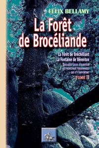 Livre numérique La Forêt de Brocéliande (Tome 2)