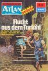 Livre numérique Atlan 92: Flucht aus dem Tarkihi